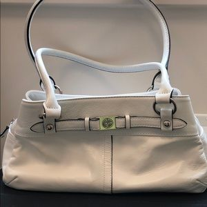 White Guess satchel